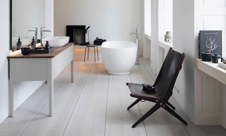 Luv, la collection de meubles aux inspirations nordiques de DURAVIT