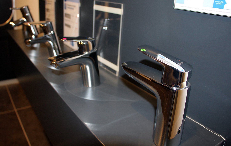 Robinetterie hansgrohe induscabel salle de bains - Robinetterie hansgrohe salle de bain ...