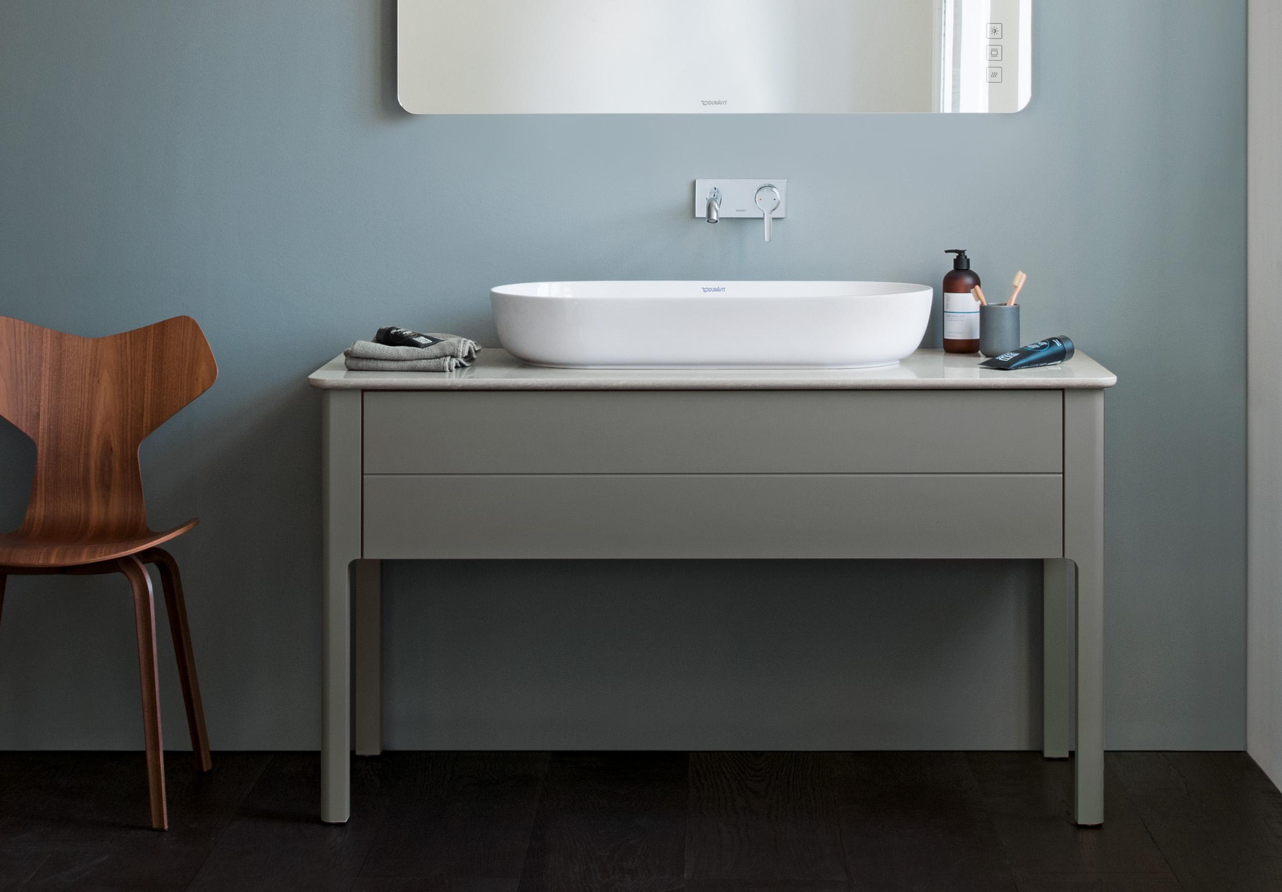 Miroir Salle De Bain Duravit ~ les meubles luv de duravit induscabel salle de bains chauffage
