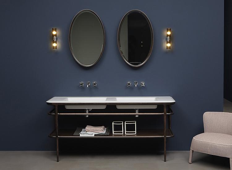 Le lavabo Ilbagno est un véritable Eyecatcher par Antonio Lupi