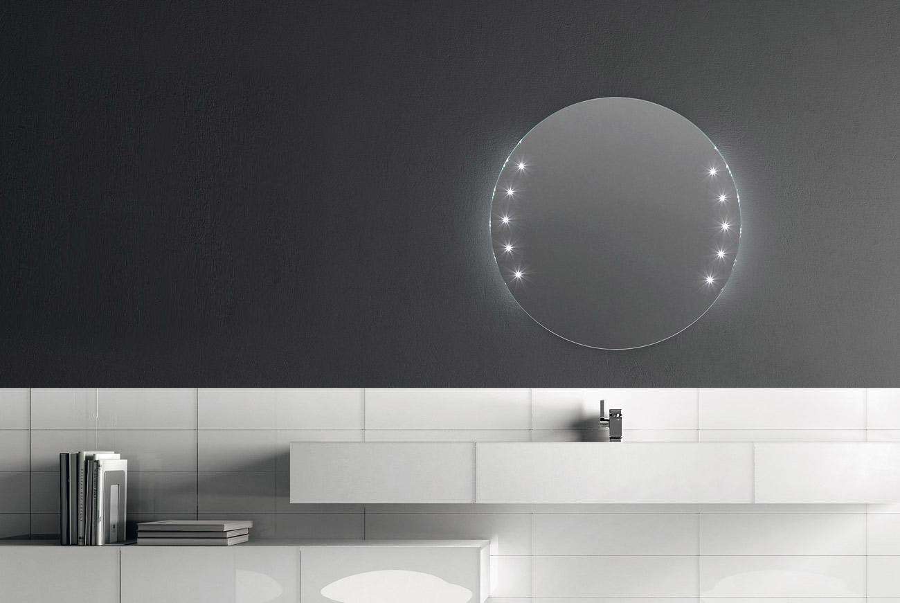 Comment am nager votre salle de bains induscabel for Miroir intelligent