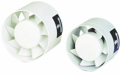 Ventilateur In-Line TDM*