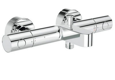 Mitigeur thermostatique bain/douche