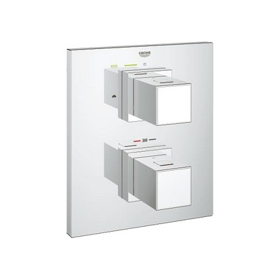 Set de finition Grohtherm Cube