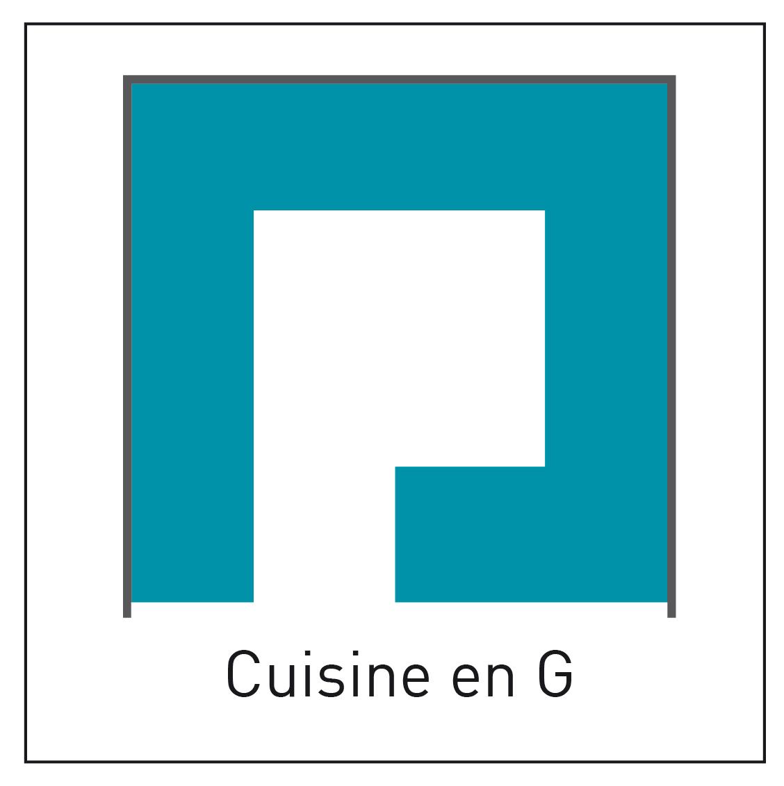 Configuration de cuisine en G - INDUSCABEL
