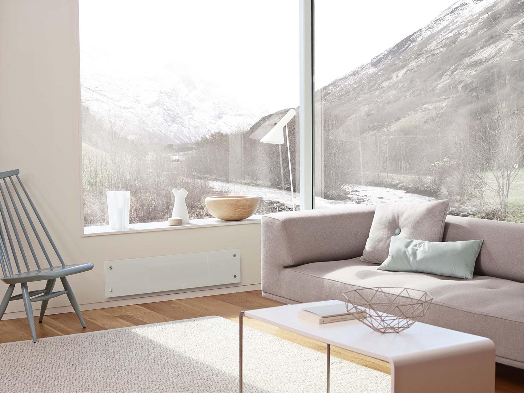 convecteur nobo top glass de dimplex induscabel salle de bains chauffage et cuisine. Black Bedroom Furniture Sets. Home Design Ideas