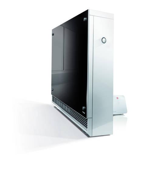 Convecteur nobo top glass de dimplex induscabel salle for Convecteur salle de bain