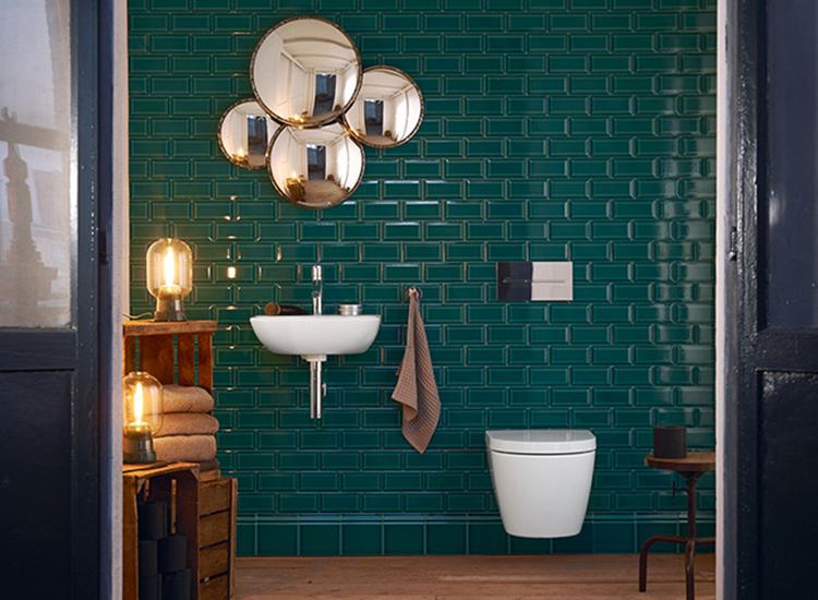Toilettes et lave-main ME by Starck de DURAVIT