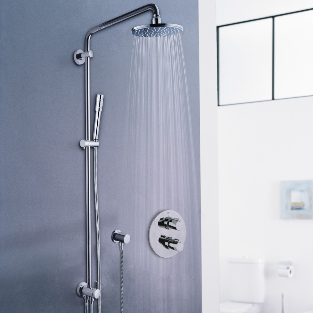 Ensemble de douche complet RainShower de GROHE