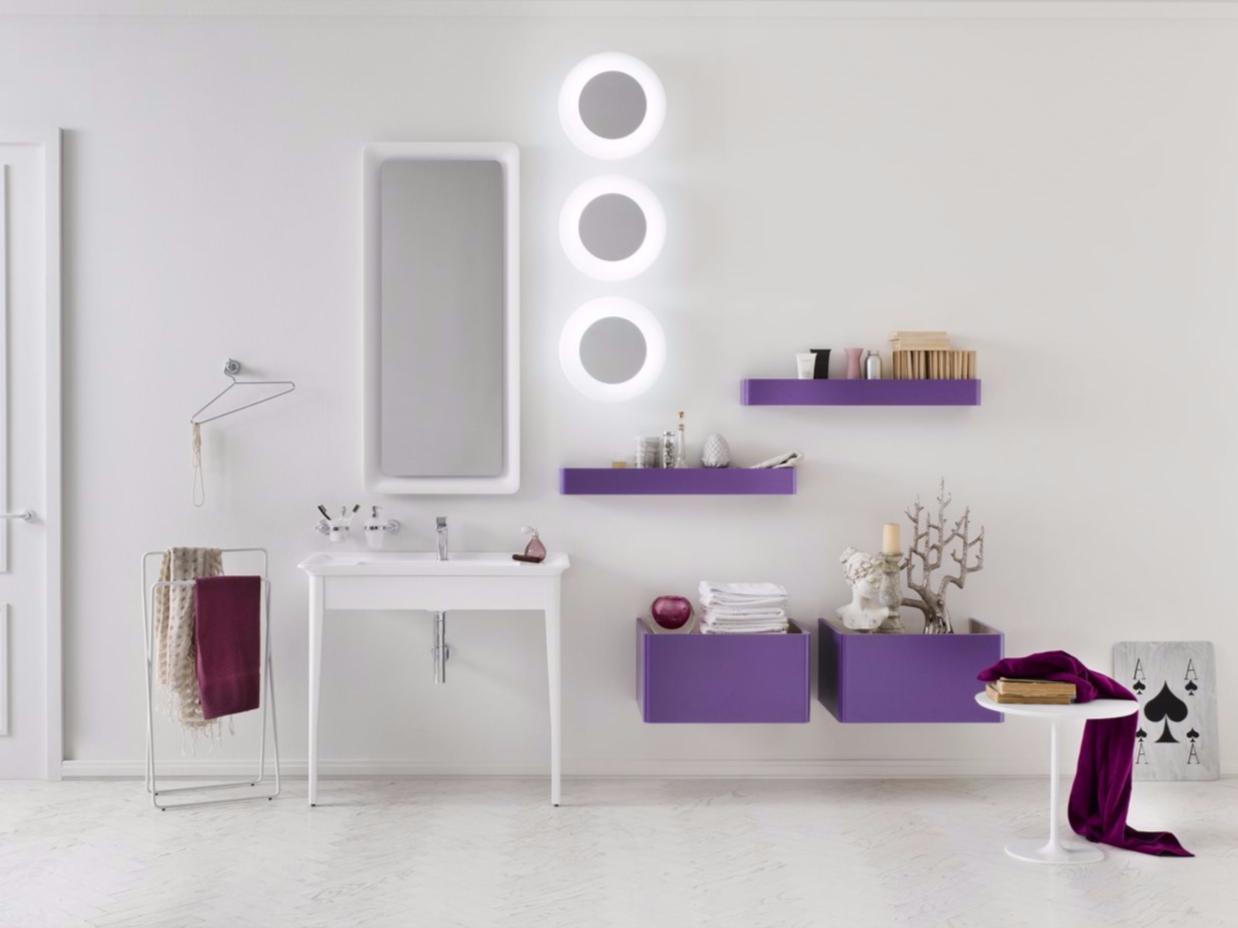 meuble salle de bain inda soft