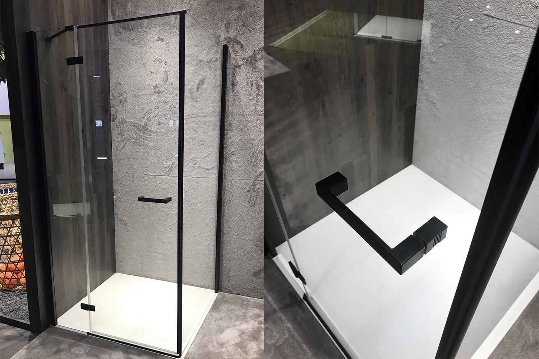 Coup de coeur Batibouw : Portes et parois de douche