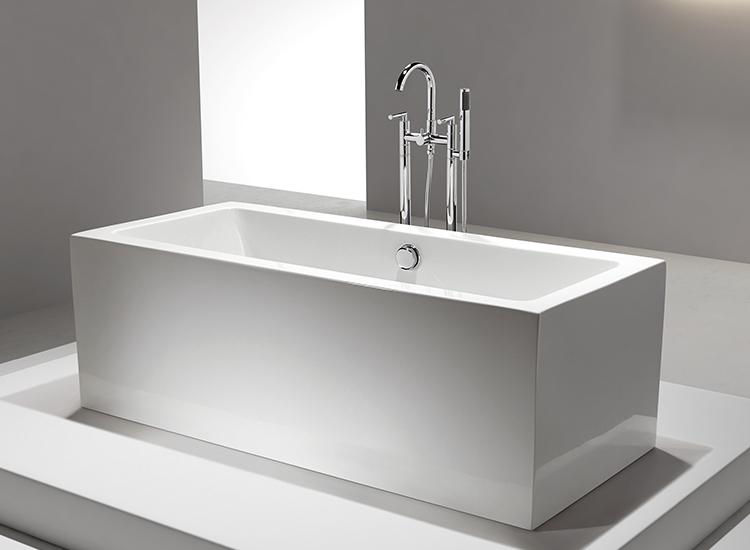 les baignoires en lot et encastrer zenid induscabel salle de bains chauffage et cuisine. Black Bedroom Furniture Sets. Home Design Ideas