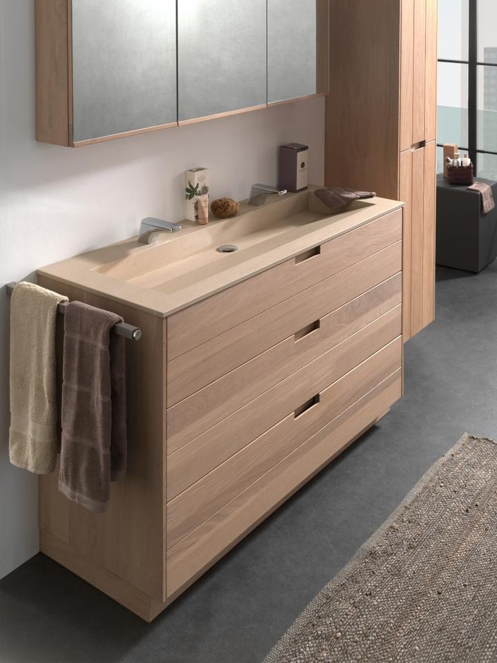 meubles en bois oak4u induscabel salle de bains. Black Bedroom Furniture Sets. Home Design Ideas