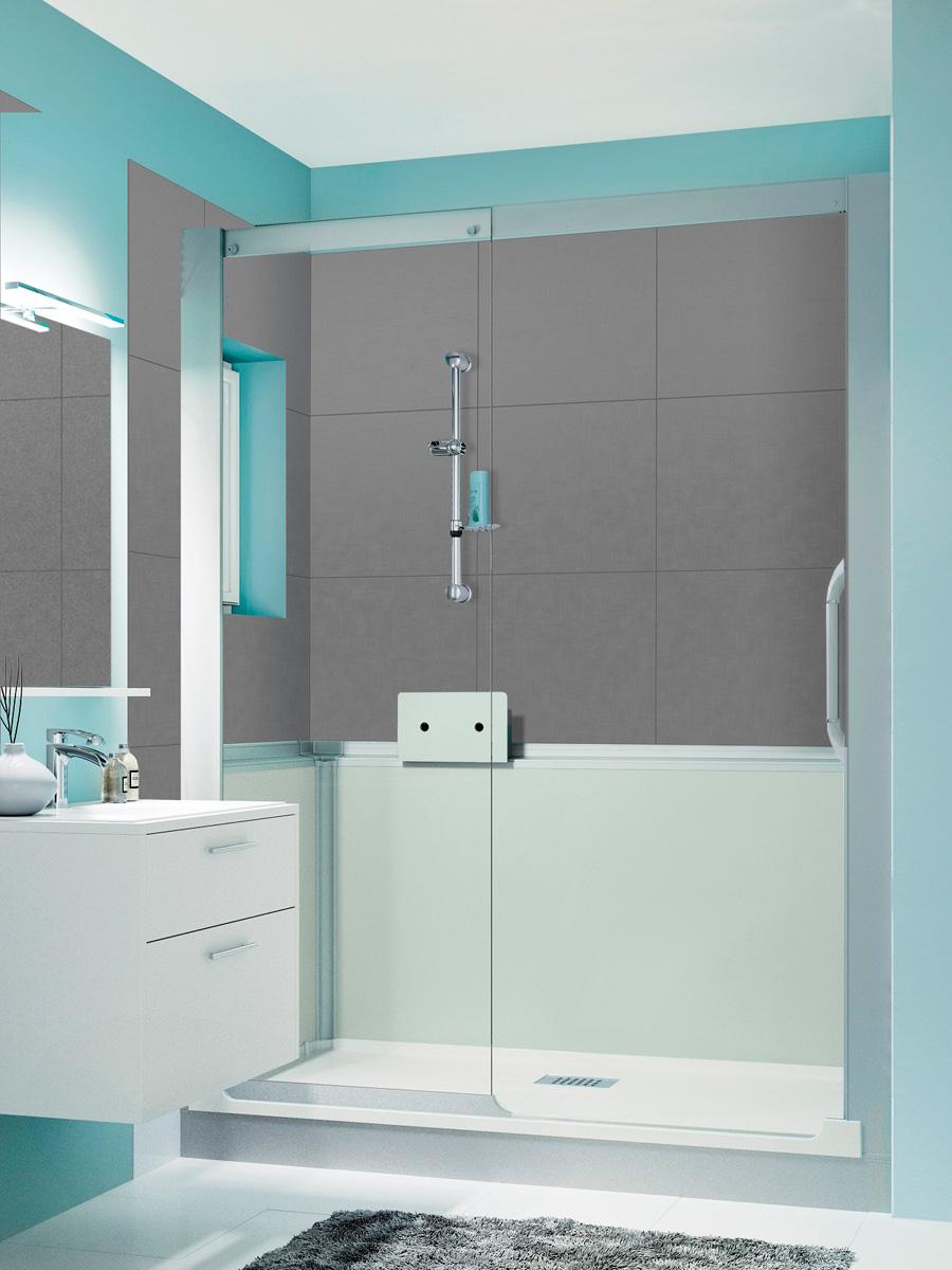 baln o douche ou baignoire a vous de choisir induscabel salle de bains chauffage et cuisine. Black Bedroom Furniture Sets. Home Design Ideas