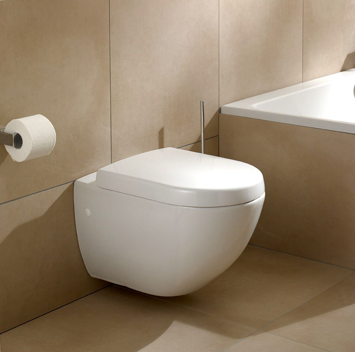 WC suspendu Subway de VILLEROY & BOCH