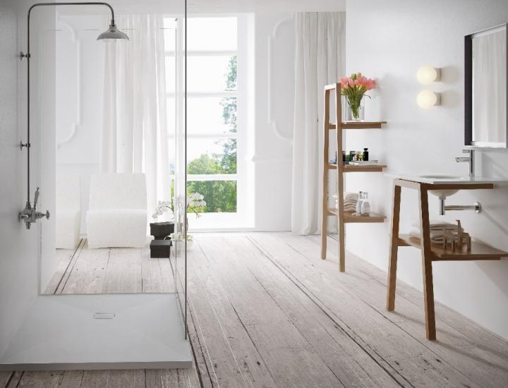 Le blanc, la valeur sûre pour votre salle de bains!