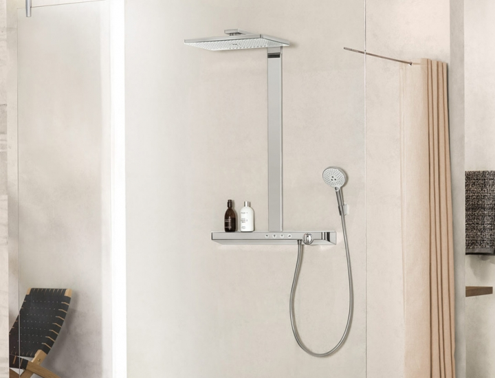 Bien choisir sa robinetterie de douche