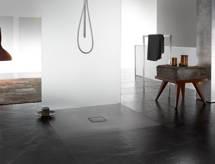 Installer une douche à l'italienne chez soi