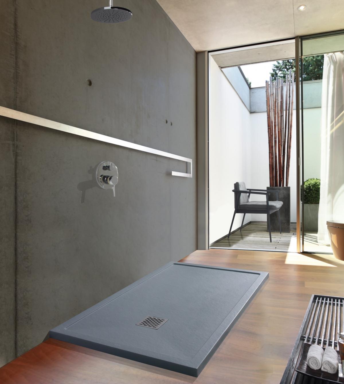 Receveur de douche ares aquacento induscabel salle de for Ares accessoires de cuisine