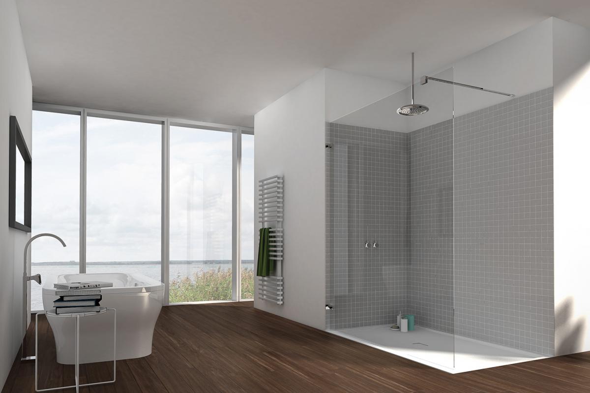 porte et paroi de douche styleconcept aquaconcept induscabel salle de bains chauffage et. Black Bedroom Furniture Sets. Home Design Ideas