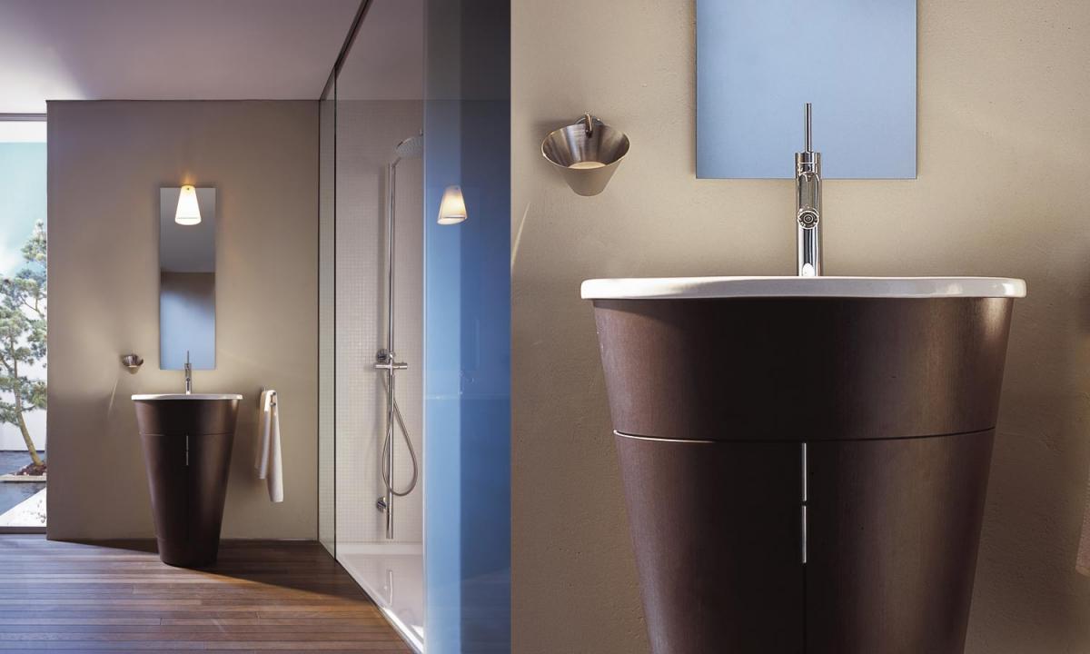 Mitigeur lavabo Axor Starck - AXOR