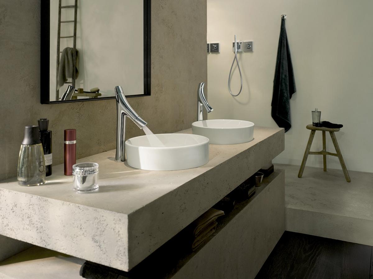 Mitigeur lavabo Starck Organic - AXOR