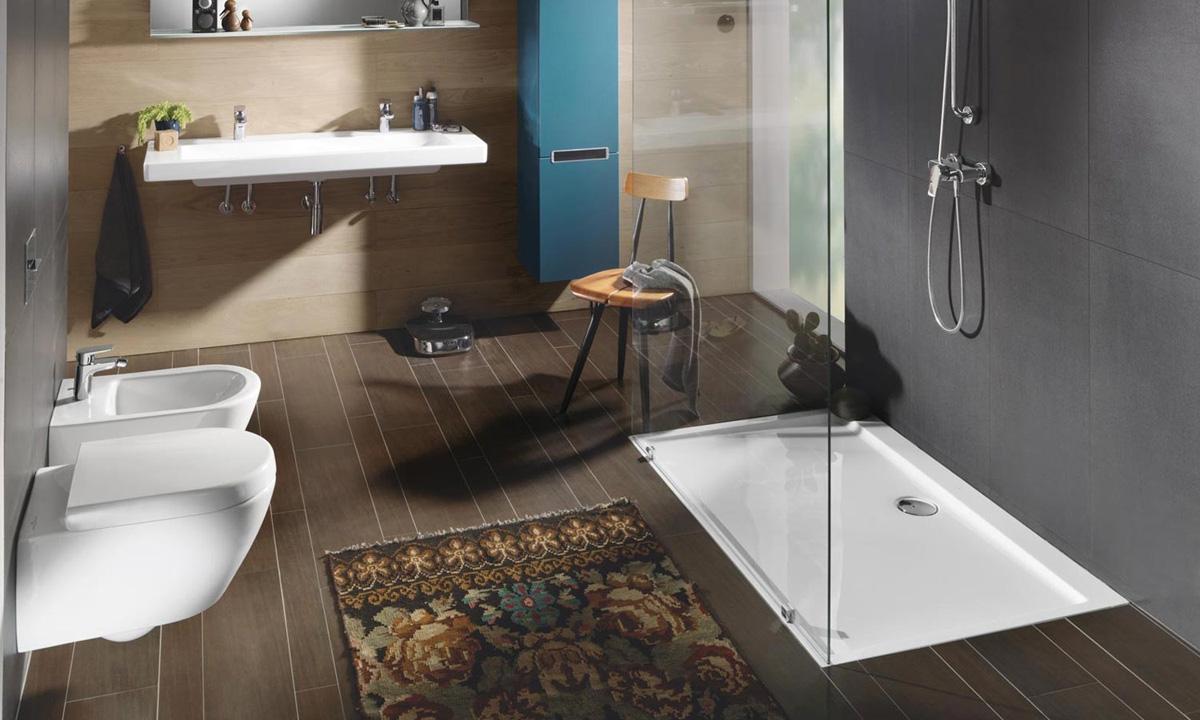 receveur de douche subway villeroy boch induscabel salle de bains chauffage et cuisine. Black Bedroom Furniture Sets. Home Design Ideas