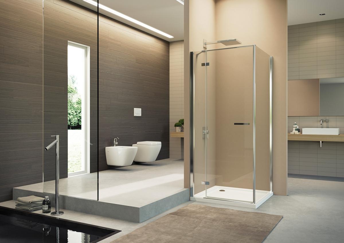 Porte et paroi de douche Gallery 3000 - DUKA