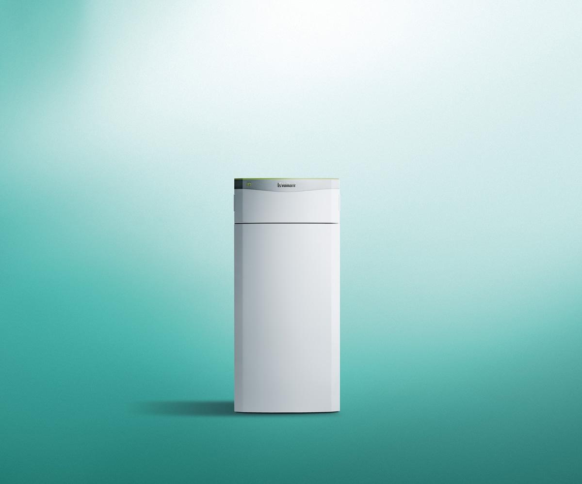 Pompe à chaleur air-eau FlexoTHERM - VAILLANT