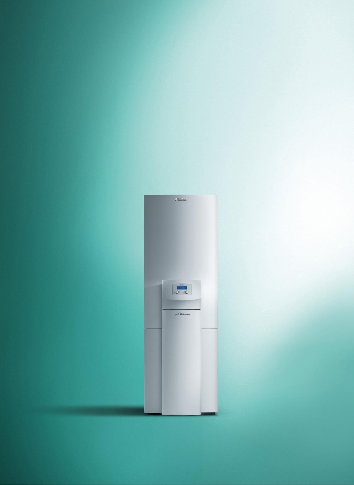pompe chaleur sol eau geotherm vaillant induscabel salle de bains chauffage et cuisine. Black Bedroom Furniture Sets. Home Design Ideas