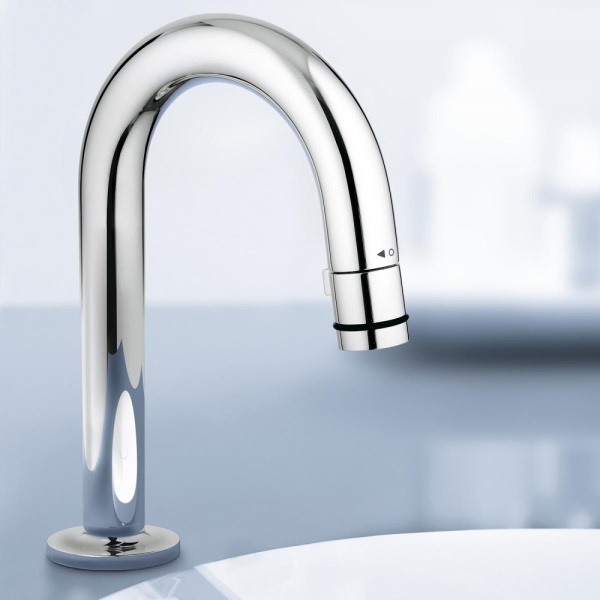 robinet lave mains universel grohe induscabel salle de bains chauffage et cuisine. Black Bedroom Furniture Sets. Home Design Ideas