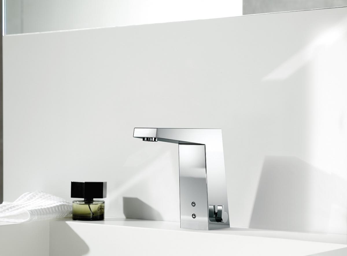 Mitigeur lavabo électronique Hansaloft - HANSA  Induscabel, Salle de ...