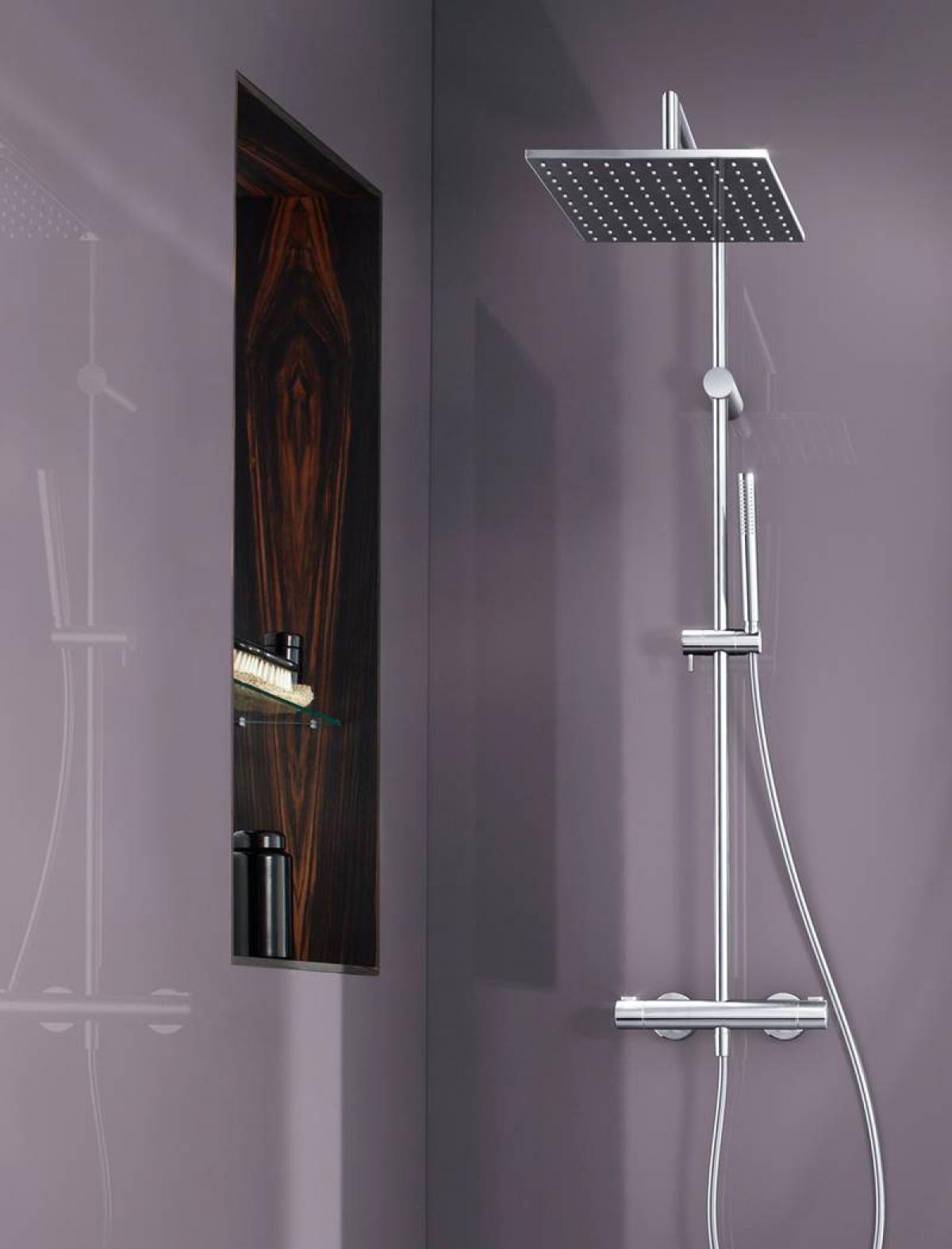 robinetterie de douche hansaprisma hansa induscabel salle de bains chauffage et cuisine. Black Bedroom Furniture Sets. Home Design Ideas