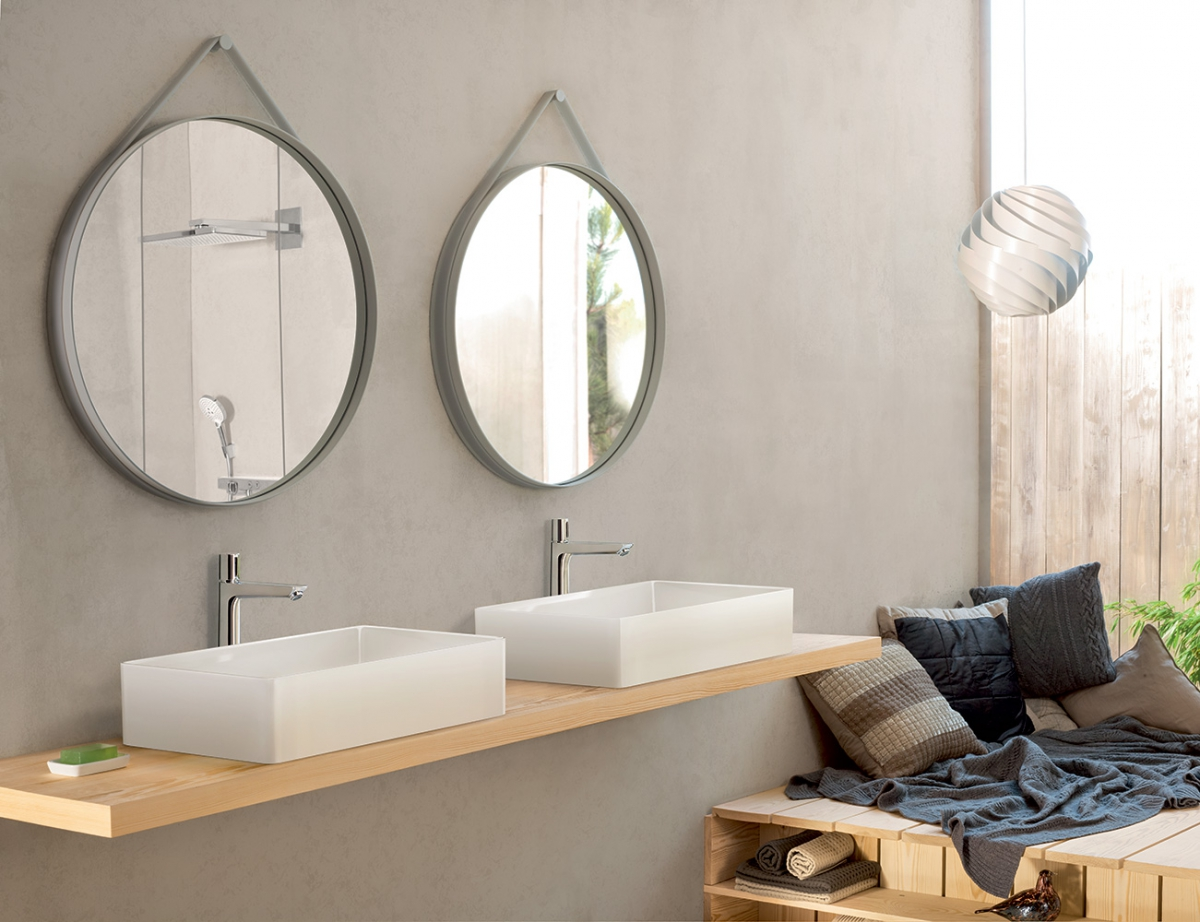 Mitigeur lavabo Talis Select E - HANSGROHE