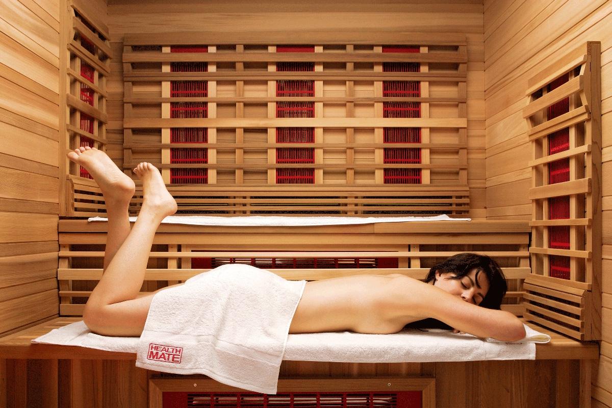 Sauna infrarouge - HEALTH MATE