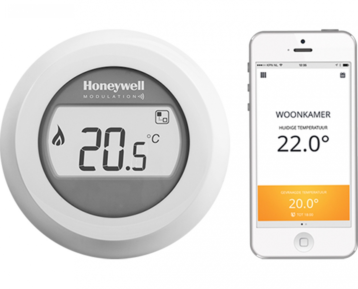 how to connect honeywell thermostat