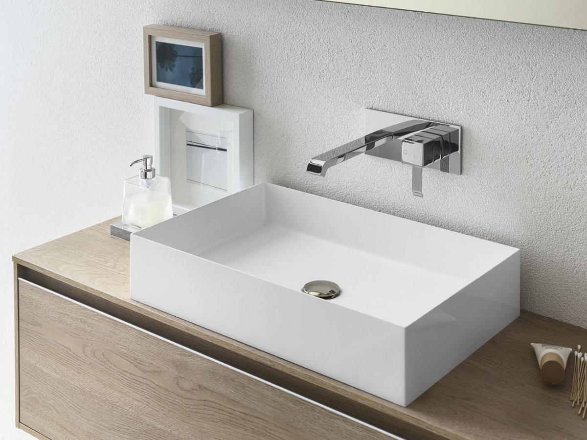 Meubles et vasque Perfetto Plus - INDA