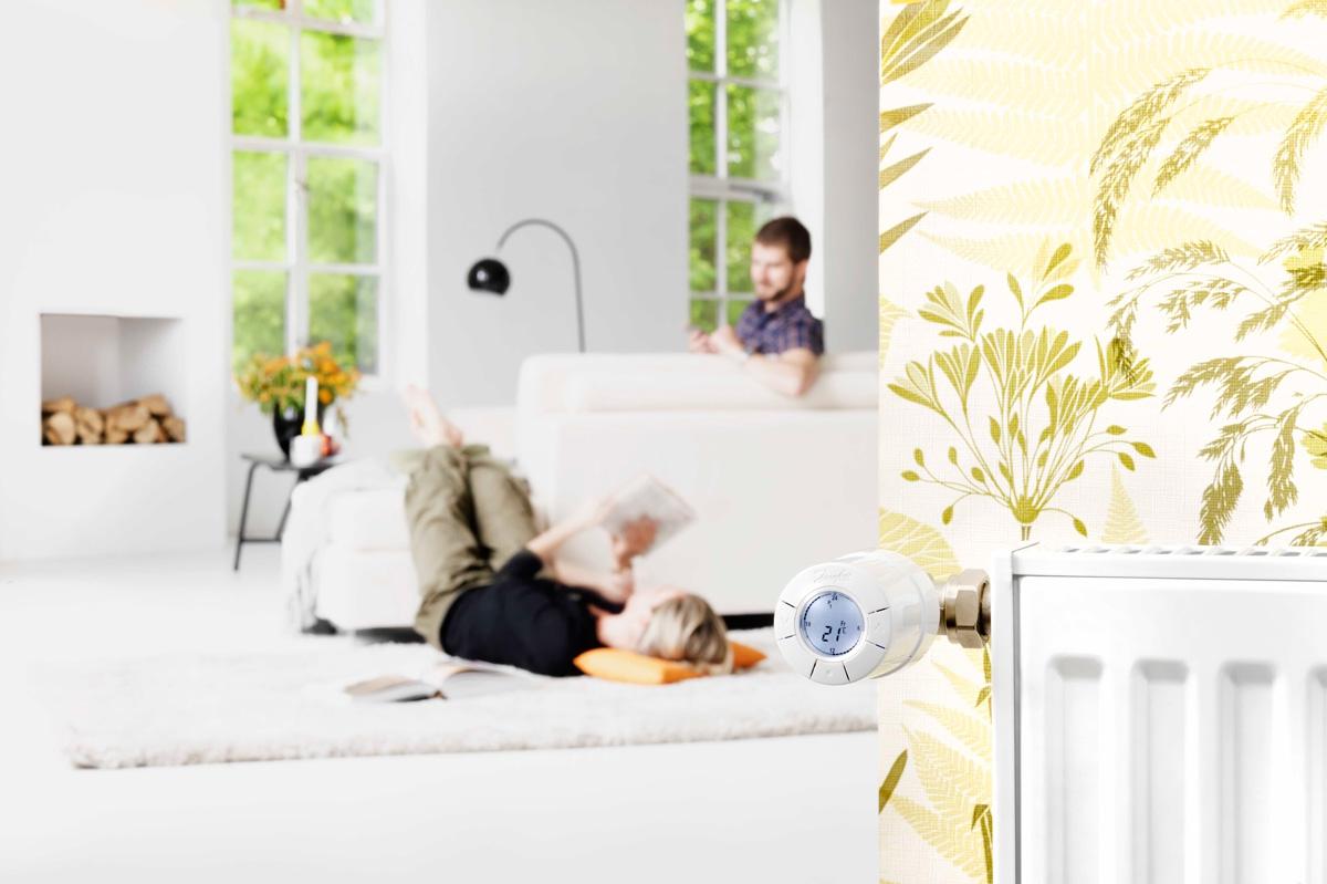 Vanne thermostatique Living Eco - DANFOSS