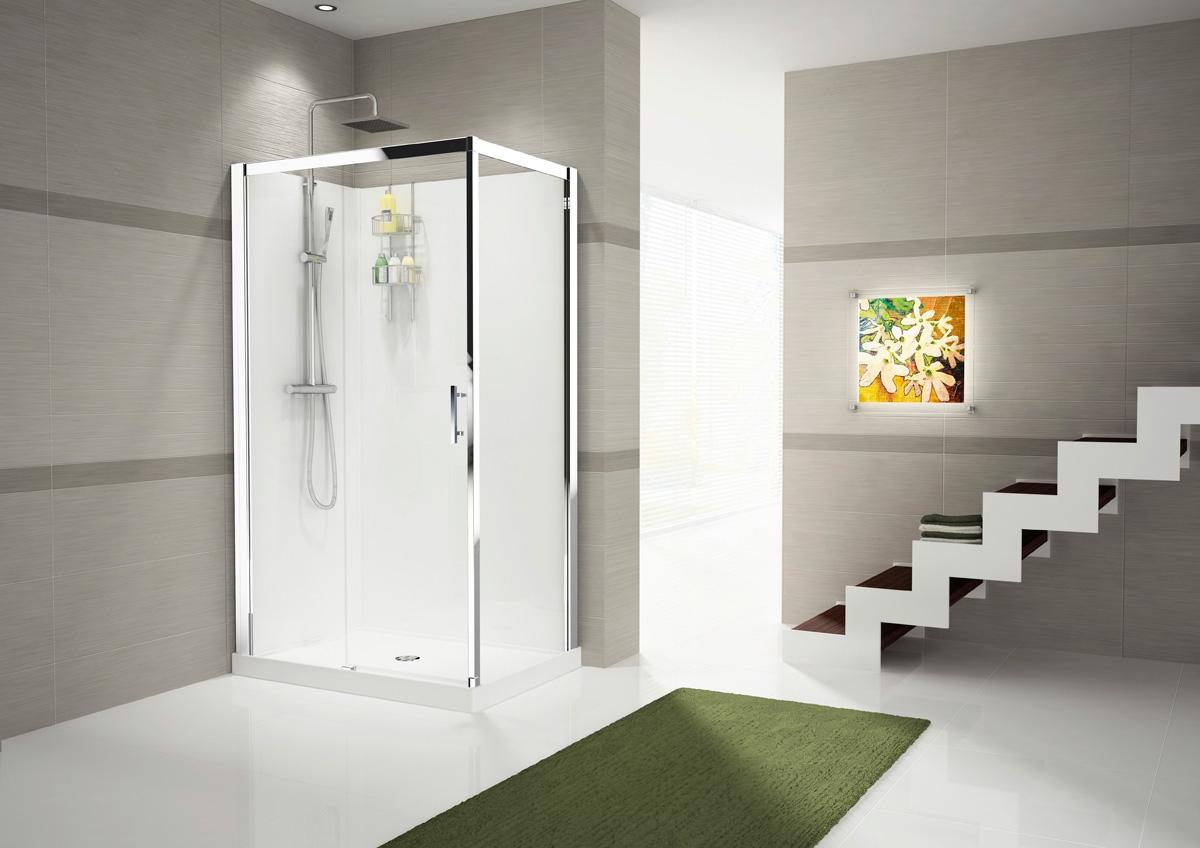 cabine de douche verdi novellini induscabel salle de. Black Bedroom Furniture Sets. Home Design Ideas