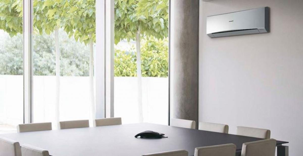 Pompe à chaleur air-air/Climatisateur Free Multi - PANASONIC
