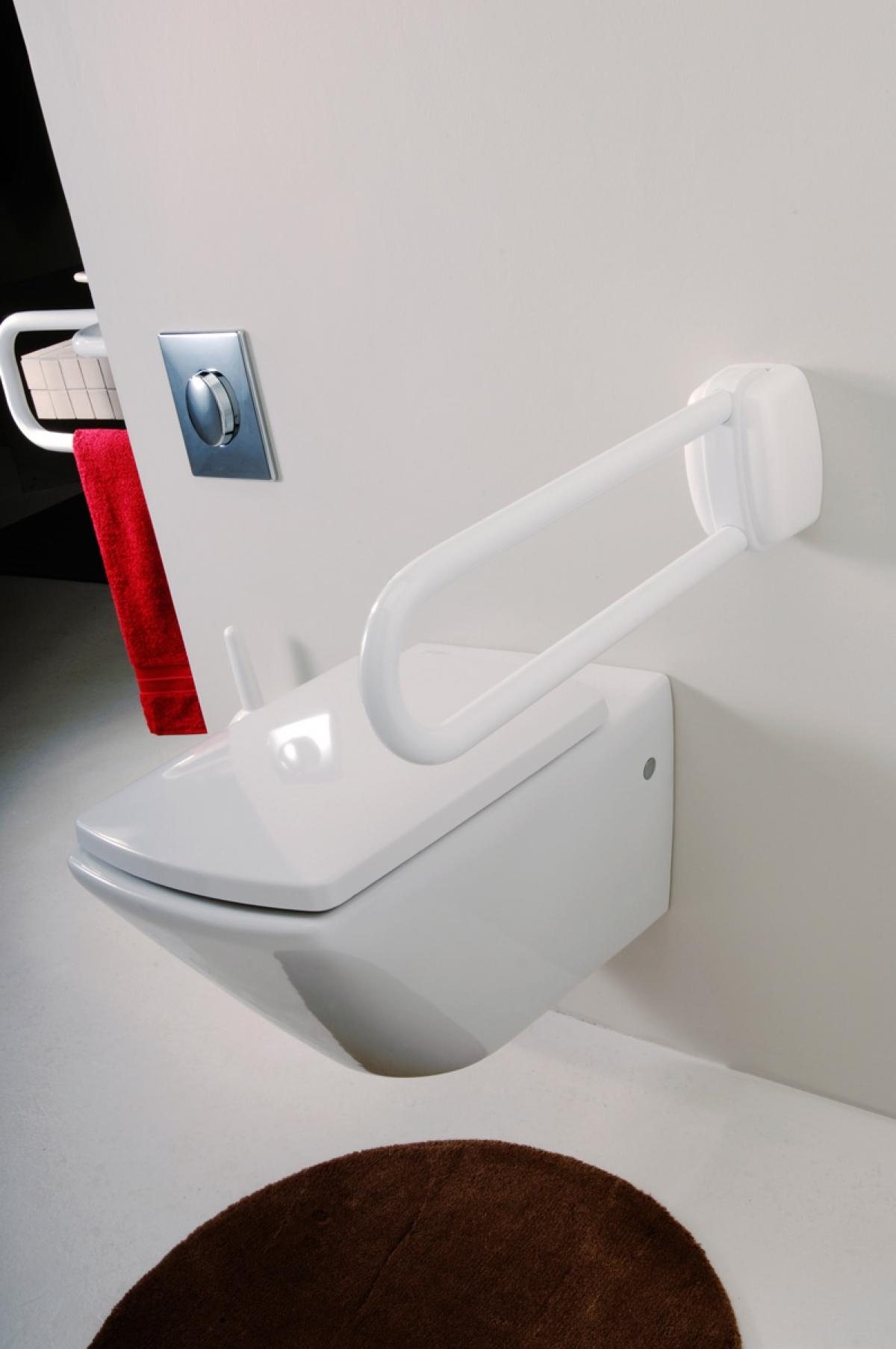 WC à poser pour personnes à mobilité réduite - PELLET