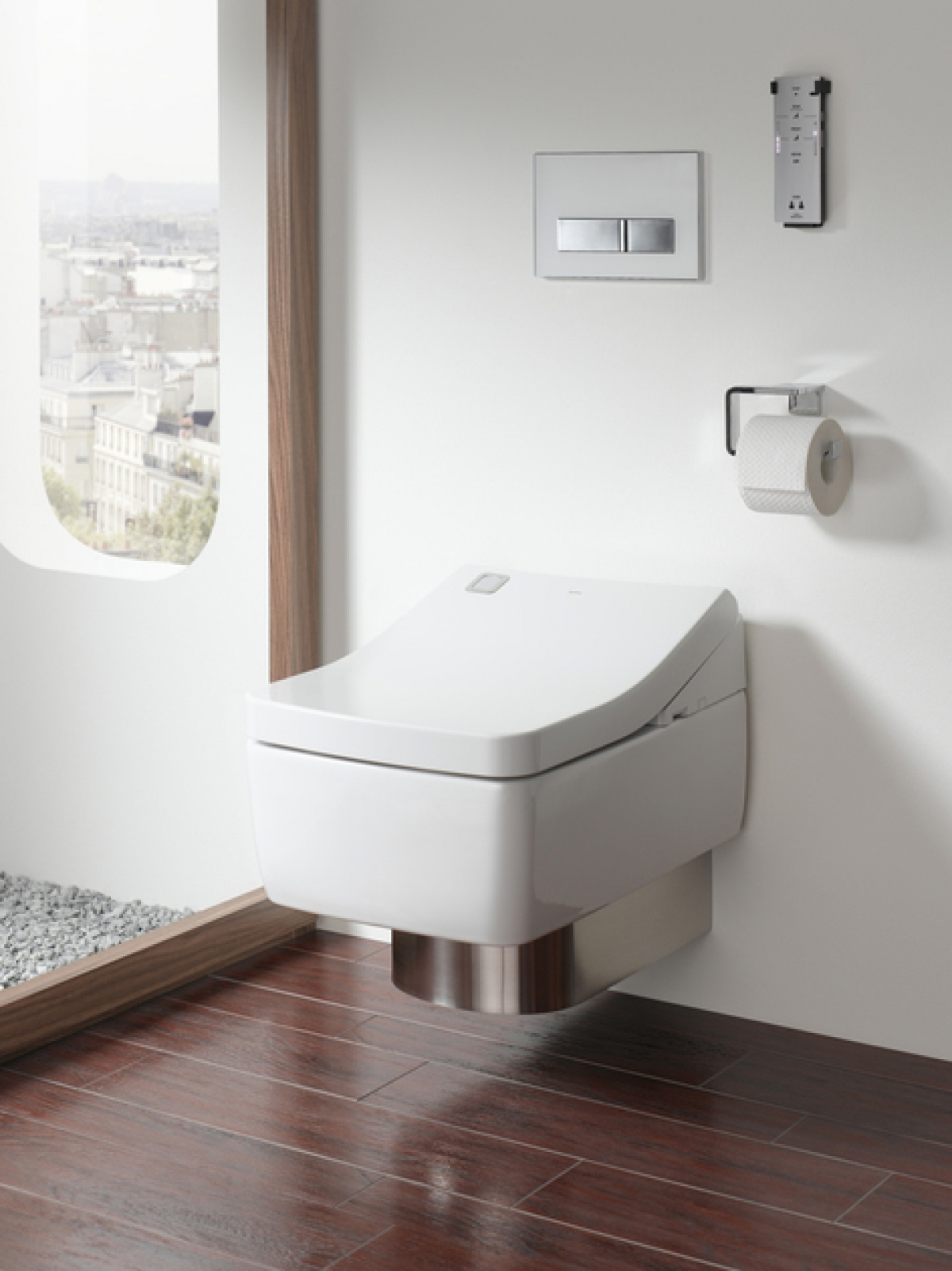 WC douche intelligent  design Washlet - TOTO