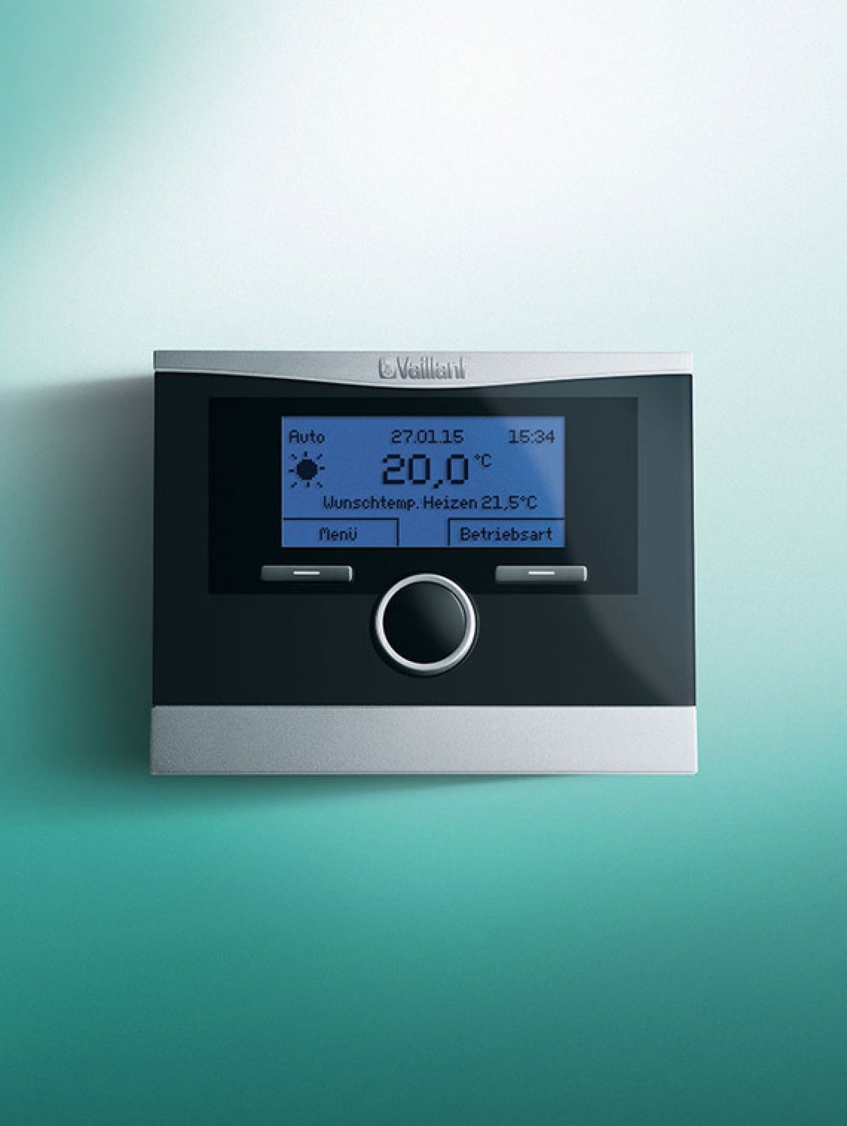 vaillant calormatic vrt 370 thermostat d 39 ambiance. Black Bedroom Furniture Sets. Home Design Ideas