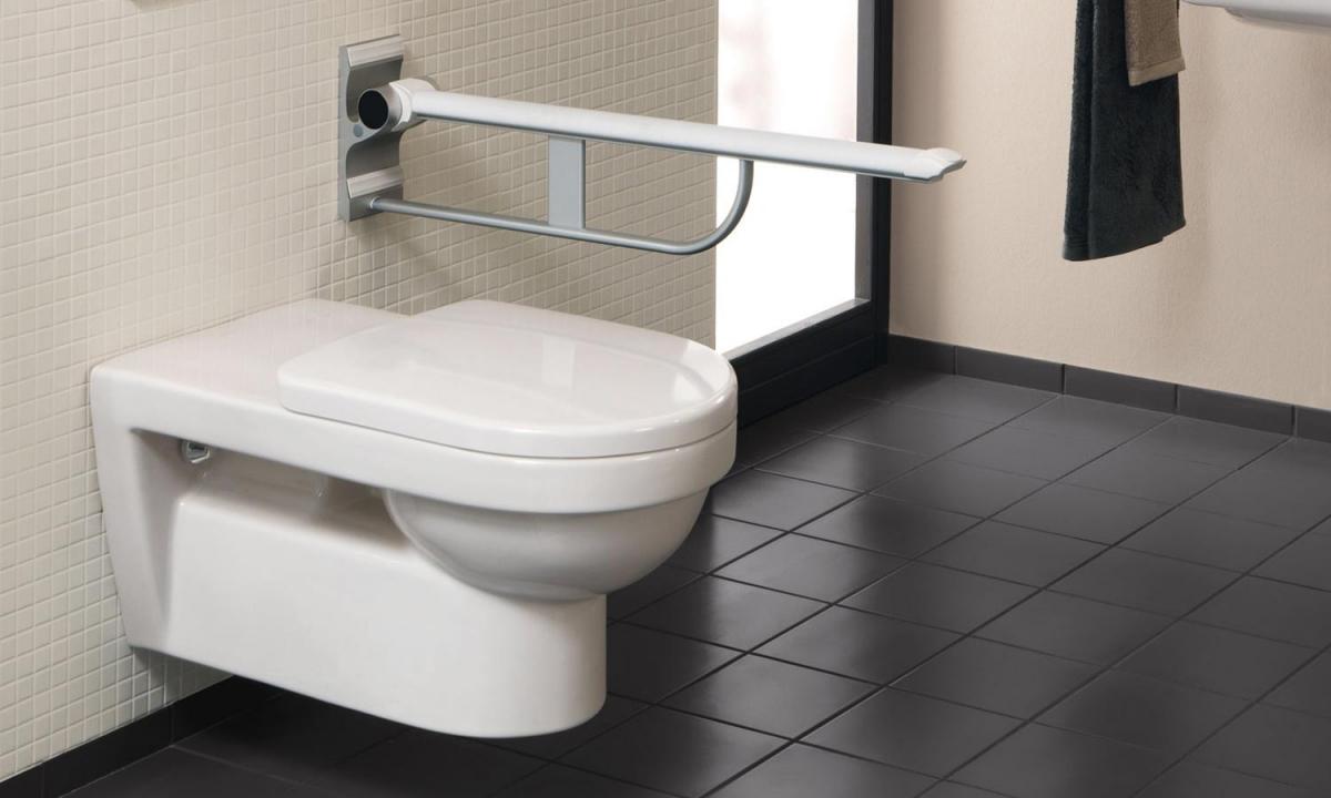 wc suspendu architectura pmr villeroy boch induscabel salle de bains chauffage et cuisine. Black Bedroom Furniture Sets. Home Design Ideas
