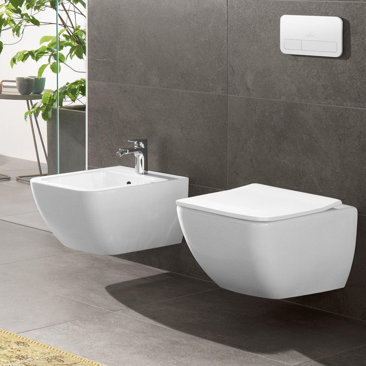 wc suspendu venticello villeroy boch induscabel salle de bains chauffage et cuisine. Black Bedroom Furniture Sets. Home Design Ideas