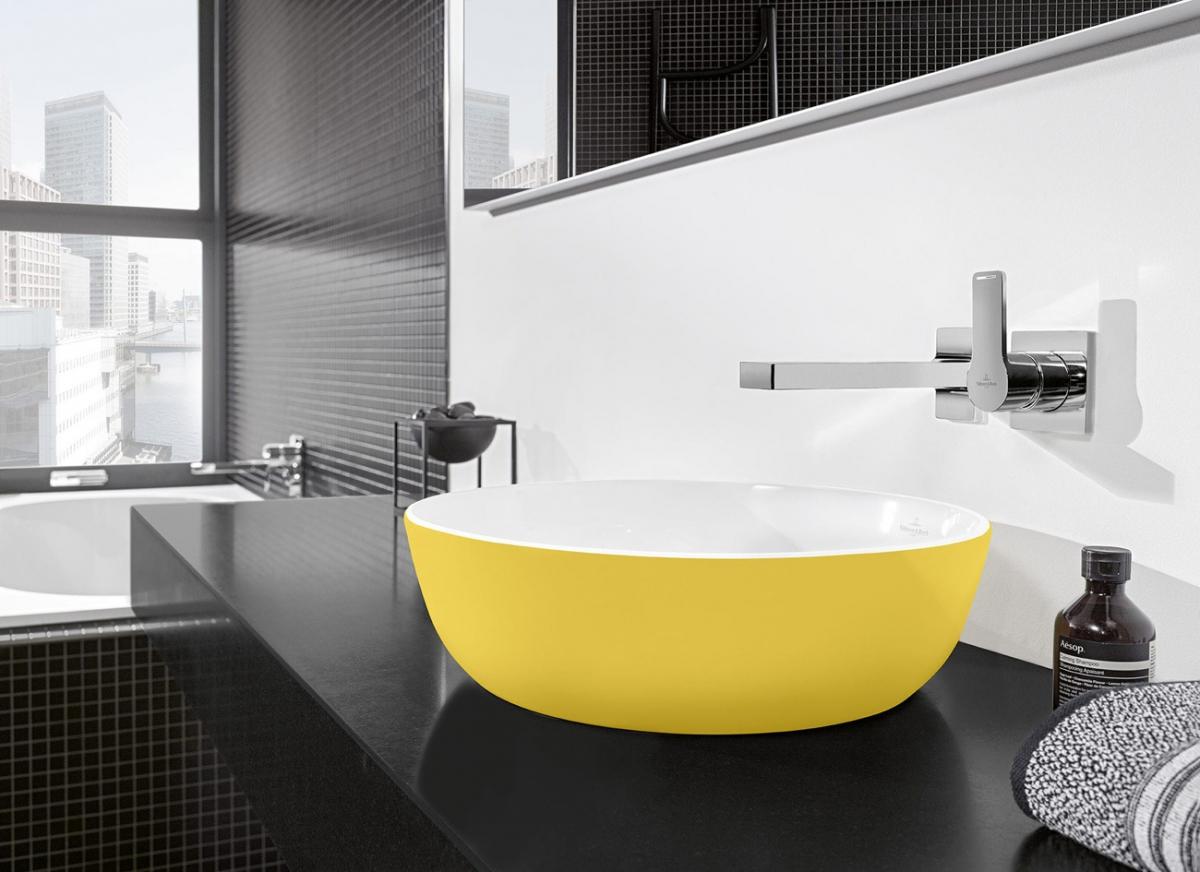 vasque artis villeroy boch induscabel salle de. Black Bedroom Furniture Sets. Home Design Ideas