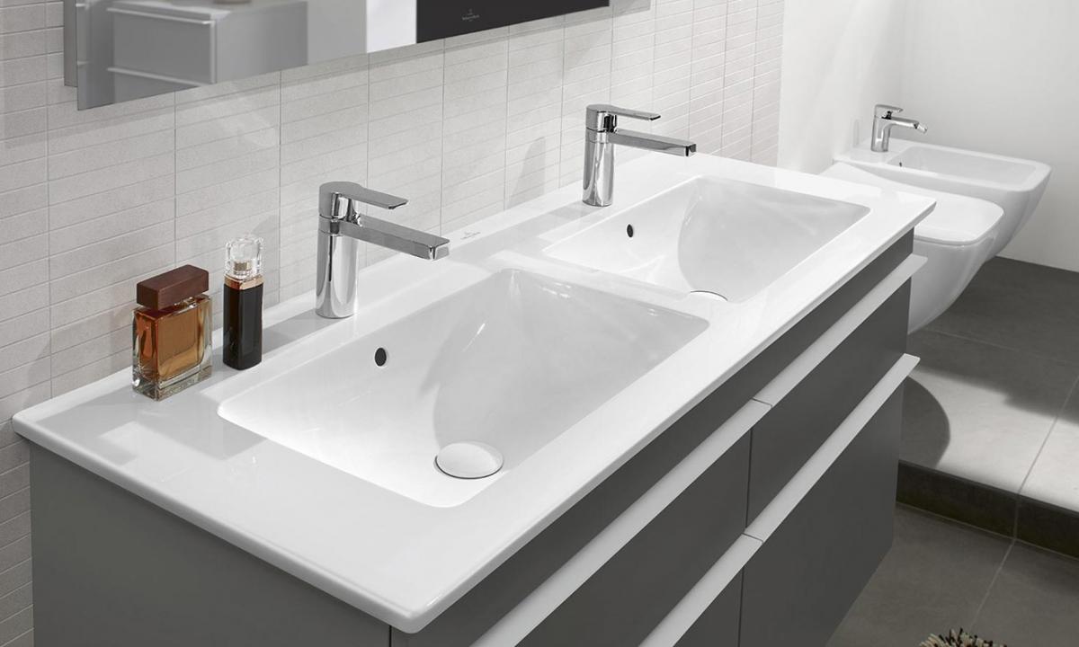 meubles et table vasque venticello villeroy boch induscabel salle de bains chauffage et. Black Bedroom Furniture Sets. Home Design Ideas