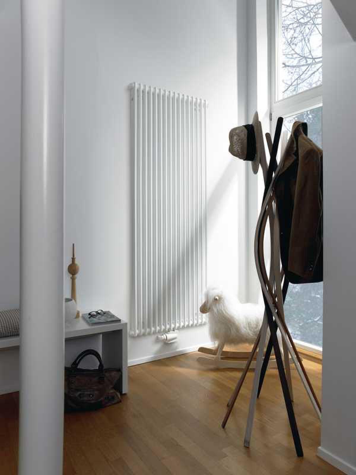 Radiateur vertical Charleston - ZEHNDER