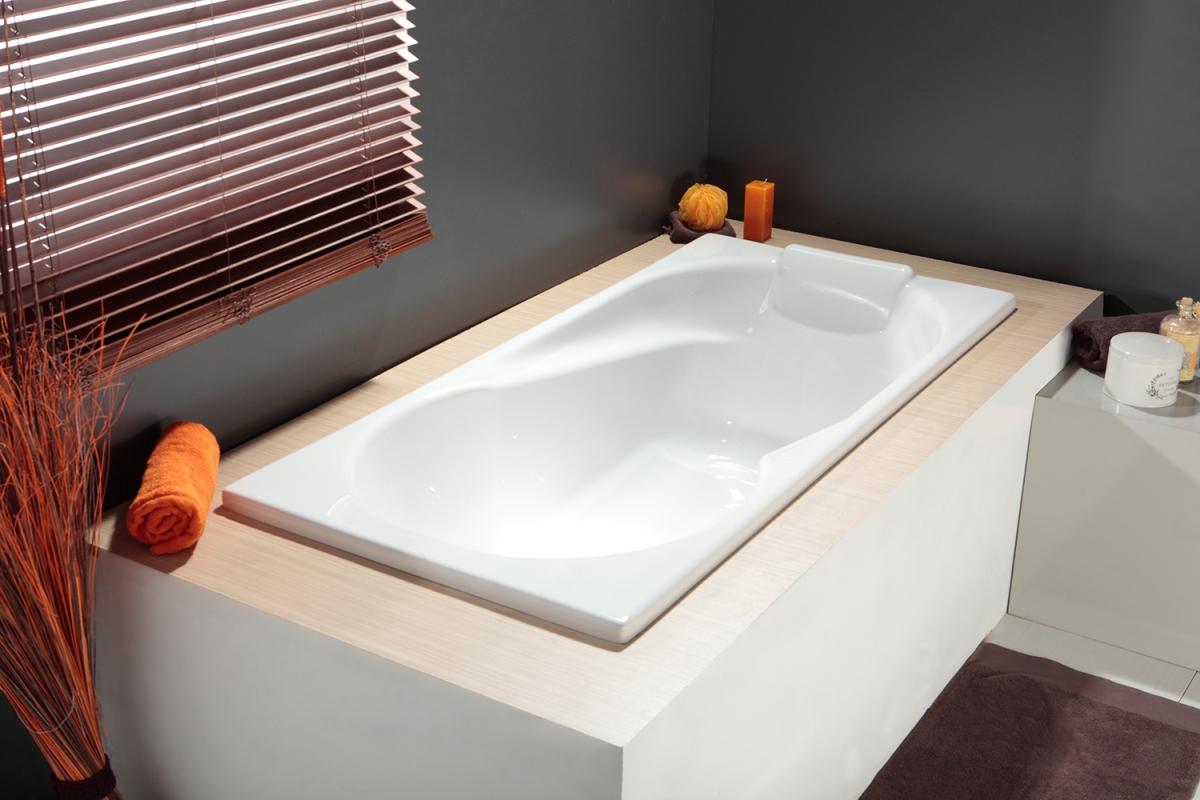 baignoire anis zenid induscabel salle de bains chauffage et cuisine. Black Bedroom Furniture Sets. Home Design Ideas