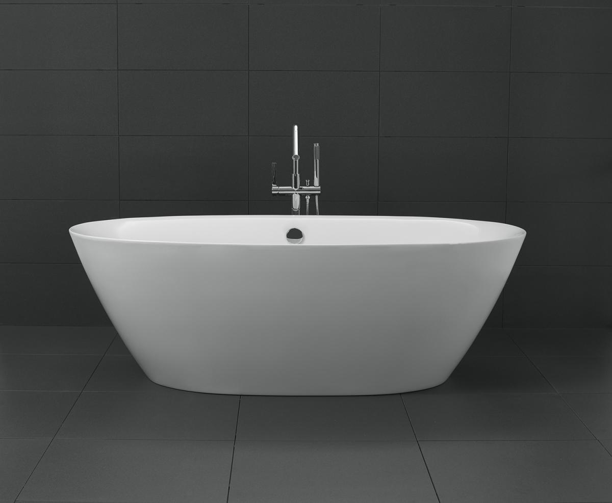 baignoire pose libre balou zenid induscabel salle de bains chauffage et cuisine. Black Bedroom Furniture Sets. Home Design Ideas
